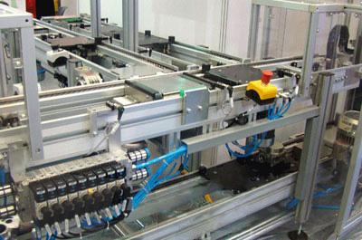 工业自动化行业 服务客户有 西门子、ABB、施耐德、艾默生、三菱 等